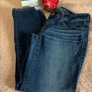 American Eagle jegging super stretch size 6 jeans